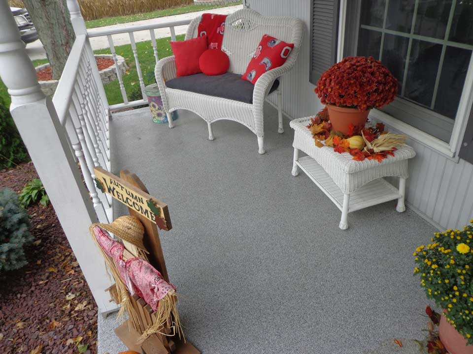 Graniflex Porch