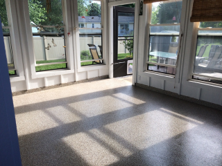 Graniflex Sunroom