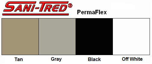 SaniTred Color Chart | The Concrete Protector