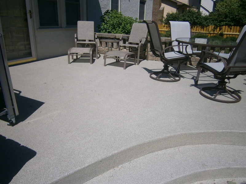 Graniflex Patio | Patio Concrete Coating