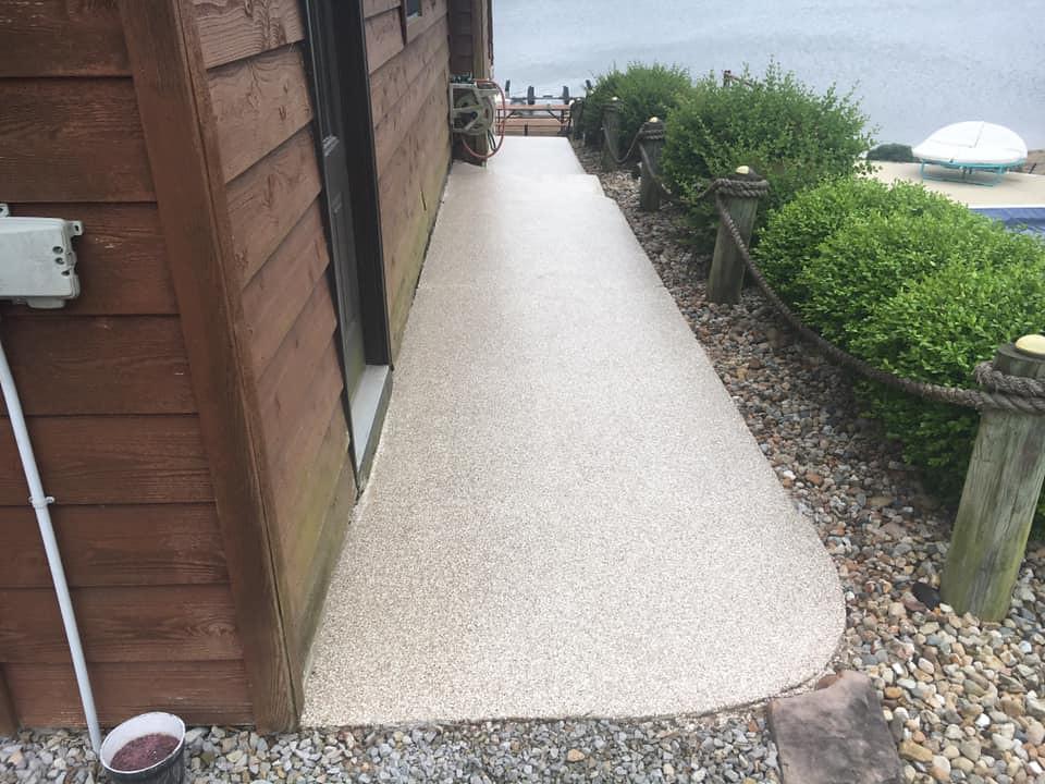 Graniflex Sidewalk | Concrete Resurfacing