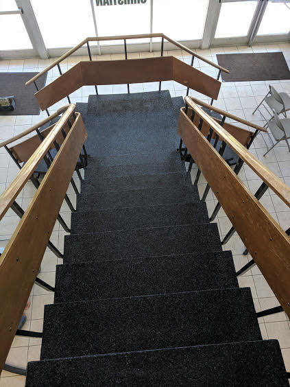 Granfilex Stairs | Concrete Resurfacing