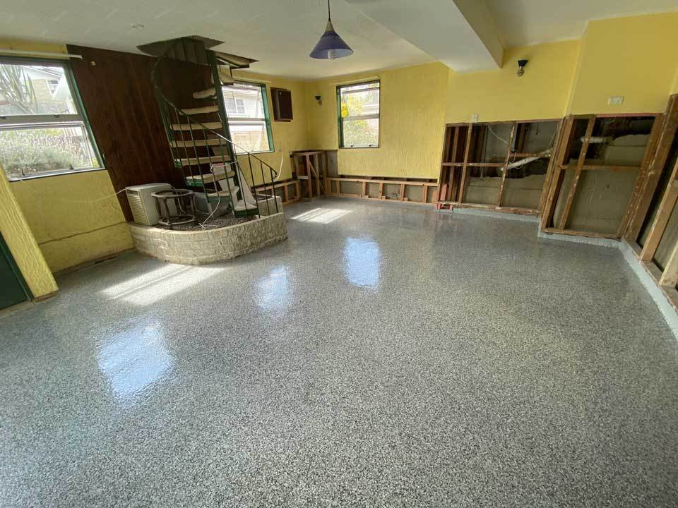 Graniflex Basement | Waterproof Basement Concrete Coating